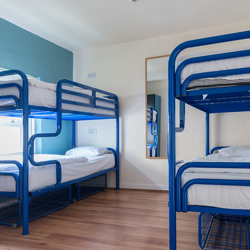 Triple ensuite room at Times Hostels College Street